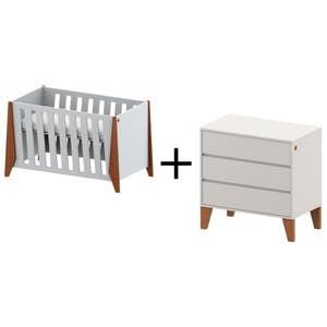 Quarto de Bebê Branco One