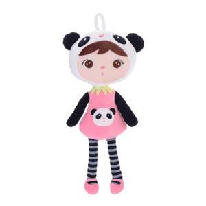 Boneca Jimbão Panda 33 cm Metoo